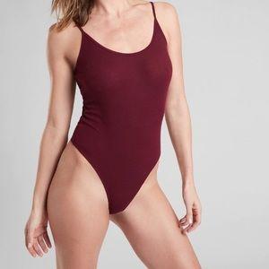 ATHLETA Essence Strappy Bodysuit